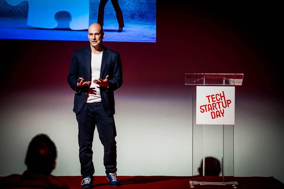 présentation vente startup